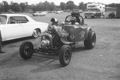 Ernie Lentz A/Fuel Roadster