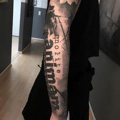 Sponsered by @worldfamousink #worldfamousink #worldfamousfamily #worldfamousforever #LVXlight  #cheyennepen… Trash Polka Tattoo, Tattoo Quotes, Ink, Tattoos, Tatuajes, Tattoo, India Ink, Tattos