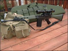 FN Fal Rifle Loading that magazine is a pain! Get your Magazine speedloader today! http://www.amazon.com/shops/raeind