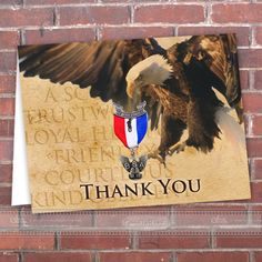 instant download Eagle Scout thank you card instant by CeceliaJane