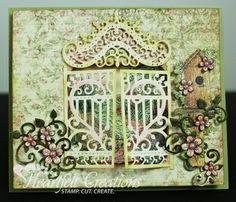 Heartfelt Creations   Birdhouse Gateway