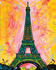 Dean Russo- Paris Mini Poster at AllPosters.com
