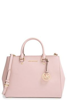 MICHAEL Michael Kors 'Large Sutton' Satchel available at #Nordstrom
