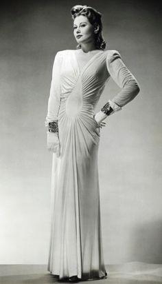 ROBE 1940 - Années 40