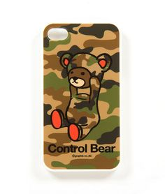 Control Bear iPhone Case. Control Bear is a new character that is cropping up on a number of products. Along the same lines as Gloomy Bear, by Mori Chack. Created by Graphis Co Ltd. #controlbear #gloomybear #graphiscoltd #morichack #iphonecase