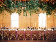 Say Hello To Our New Favorite Garden Wedding! Read More: https://www.stylemepretty.com/2017/03/21/texas-winter-garden-wedding/