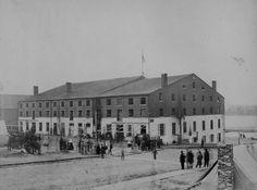 Libby Prison - Richmond, VA, April 1865
