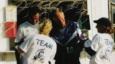 Knapp unterlegen - aber: Auch hier wird der zweite Platz vom Team der Wassersportschule Timpeltu in Lietzow honoriert...