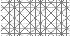 Quantos pontos pretos você vê nesta imagem?