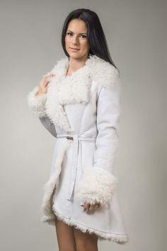 Shearling Coat F/W 2013 | A&A Vesa