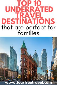 Ditch the typical family vacations and go off the beaten path this year to some of the less explored countries to visit with kids. These underrated travel destinations are perfect for your next family trip. From coastal cities to the rainforests of Thailand, these family vacation destinations are road tested and come recommended from real moms like you Family Vacation Destinations, Family Vacations, Family Travel, Travel Destinations, Europe Travel Guide, Travel Guides, London With Kids, Rainforests, Real Moms