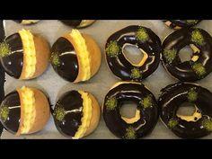 Alman pastası tarifi - Pamuk gibi alman pastası nasıl yapılır ✅ - YouTube Donuts, Sushi, Cheesecake, Meals, Breakfast, Ethnic Recipes, Desserts, Youtube, Food