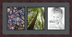 Art to Frames DoubleMultimat284189FRBW26061 Collage Frame Photo Mat Double Mat with 3  85x11 Openings and Espresso frame ** Read more  at the image link. Note: It's an affiliate link to Amazon.