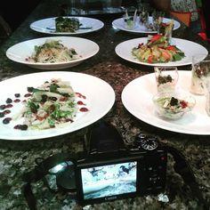 Asi de sabroso estoy trabajando hoy mientras cubro el Taller de Ensaladas y Aderezos de @postresgourmet_vzla desde la Maestranza César Girón.  #working #fotografia #photooftheday #envivo #canon #salads #life #deliciosas #saludable #gastronomia #photography #ceo @publiciudadmcy #lovemyjob #truecook #foodies #fitness  #socialmedia #fit  #marketing #publicidad #eventos #photo  #maracay #venezuela