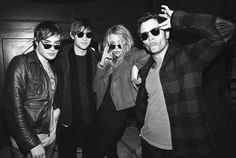 So much about this picture that I love! Gossip Girl cast