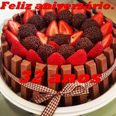 By Sandra Neves: Hoje é meu aniversário|32anos.