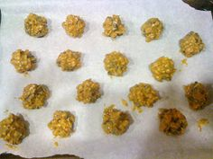 Keeley McGuire: Snackable: No-Bake Sunbutter & Chocolate Chunk Granola Balls