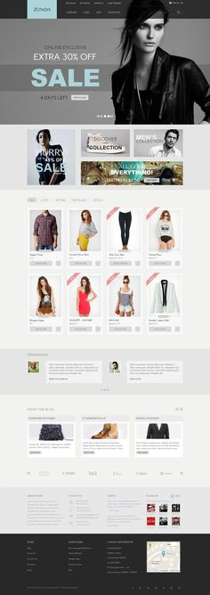 BEST eCommerce WordPress Themes of 2014 #wordpress #themes