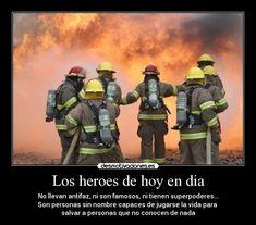 carteles bomberos desmotivaciones