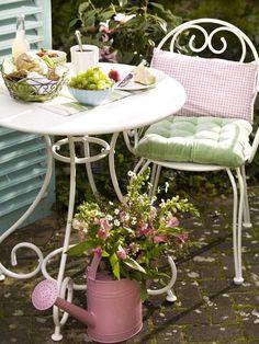 Gartenmöbel selber machen: Multifunktional