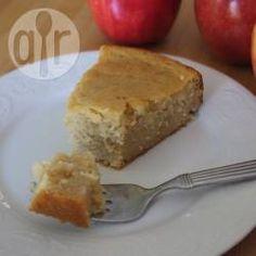 Fondant à la compote de pomme @ allrecipes.fr