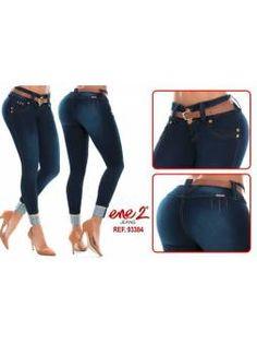 Vaquero Levanta Cola 11103 Capri Pants, Fashion, Cowboys, Lady, Pants, Pictures, Moda, Capri Trousers, La Mode