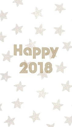 Happy 2018 ★ iPhone wallpaper