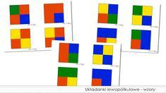 Układanki lewopółkulowe - wzory [PDF]
