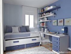 2015 Modern Genç Odası Modelleri