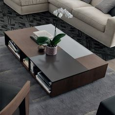 #Jesse Prive #Coffee #Table With #Storage Since its inception in 1925 as a small family business dedicated to the production of furniture for schools, Jesse has undoubtedly become one of the leading #Italian #furniture manufacturers. For more Information email at info@belvisifurniture.co.uk
