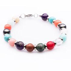Beaded Bracelets, Jewelry, Bead, Jewlery, Jewerly, Pearl Bracelets, Schmuck, Jewels, Jewelery