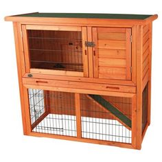 Perfect for your rabbits, hamsters, or guinea pigs, this clever enclosure offers your furry friends a cozy home they'll love.   Product: