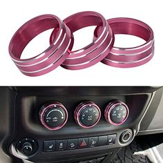 Lovely For Honda Civic 2016 2017 Front Head Ac Air Conditioning Vent Outlet Frame Cover Molding Garnish Protector Trim 3 Pcs Products Are Sold Without Limitations Interior Accessories Interior Mouldings