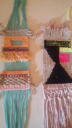 Mini tapeçarias - 2015