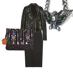 Necklace and bag in http://myla.es/es/