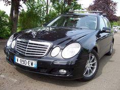 Mercedes Classe E 220 CDI Break Elegance Faible Km Voitures Bas-Rhin - leboncoin.fr