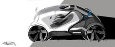 Mercedes-Benz / Y-Class Thesis by Torben Ewe Current Designer at Mercedes Benz