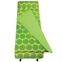 Amazon.com: Wildkin Big Dots Green Original Nap Mat: Toys & Games