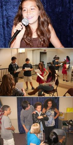 This business one of the best voice lessons to kids, teens, and young adults. They help students with commercials, movies, magazines, beauty pageants, and more. They also offer acting lessons.