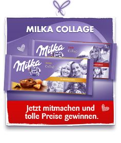 Milka Collage