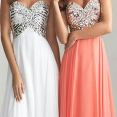 this would be cute to wear at like a double date with a friend or sister