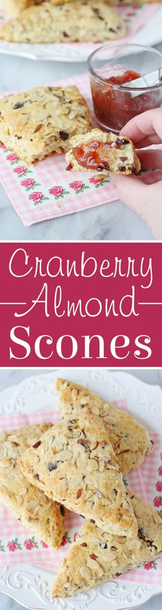 Delicious Homemade Scones! This recipe can be adjusted with a variety of mix ins!