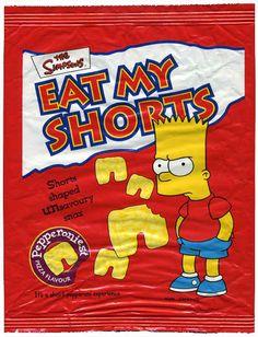 Eat My Shorts Snacks