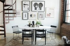 Furniture can make or break a room, so choosing the right pieces for your space is key. Here are the top furniture trends to look out for in Refinish Wood Furniture, Dining Room Furniture, Cool Furniture, Dining Chairs, Dining Table, Furniture Dolly, Furniture Styles, Room Chairs, Furniture Ideas