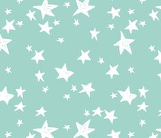 ©  Copyright  Andrea Lauren -  You are permitted to sell items you make with this fabric, but request you credit Andrea Lauren as the designer. Coordinates:  Solids -- Warm, Solids - Cool, Dots  View the Entire Stars Collection