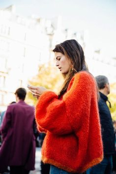 My favorite picks for the slouchy sweater trend for women -- including affordable picks from Gap and Free People, and investments like Ganni.