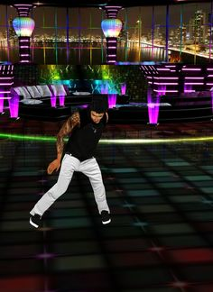 IMVU, the interactive, avatar-based social platform that empowers an emotional chat and self-expression experience with millions of users around the world. Virtual World, Virtual Reality, Social Platform, Imvu, Avatar, Joker, Concert, Fun, Fictional Characters