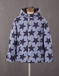 Fleece Lined Anorak 25054 Coats & Jackets at Boden