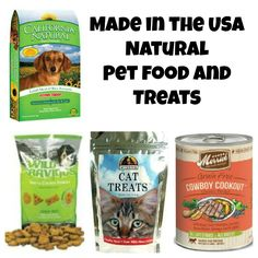 Food and treats for cats and dogs is one category where we have superior American-made choices. Here are our current picks. @USA Love List