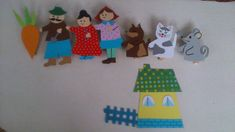 Puppets, Games, Go Math Kindergarten, Historia, Gaming, Doll, Hand Puppets, Plays, Game